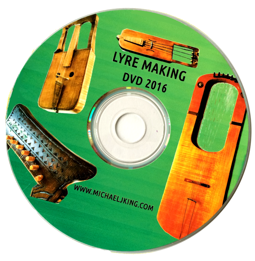 DVD Lyre making disc
