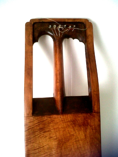 back of crwth