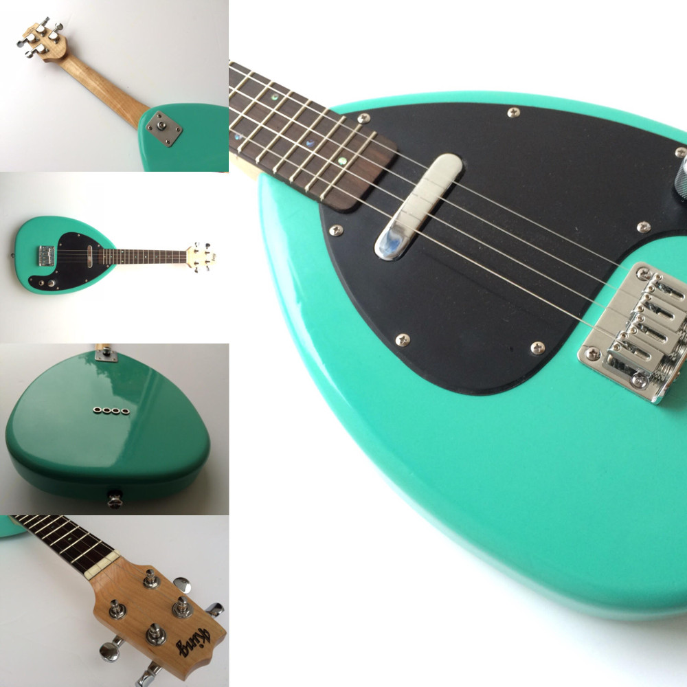 custom model electric uke, standard ones on etsy